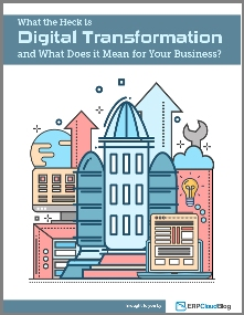 What the Heck is Digital Transformation and What Does It Mean for Your Business?