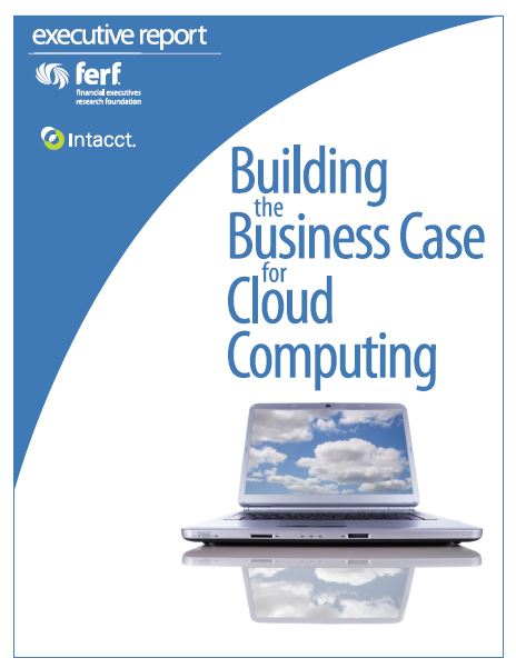 Building the Business Case for Cloud Computing