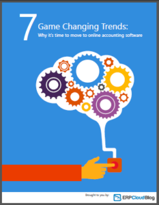 7 Trends ERP Cloud Cover image