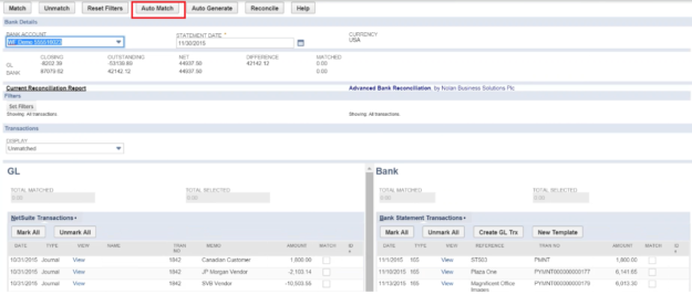 Take a Deeper Look at Advanced Bank Reconciliation for