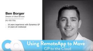 RemoteApp Video Image