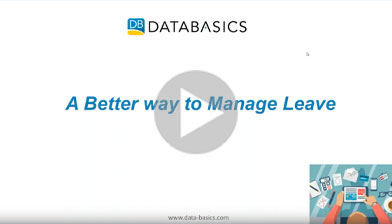 DATABASICS Leave Management: A Better Way To Manage Leave Webinar Replay