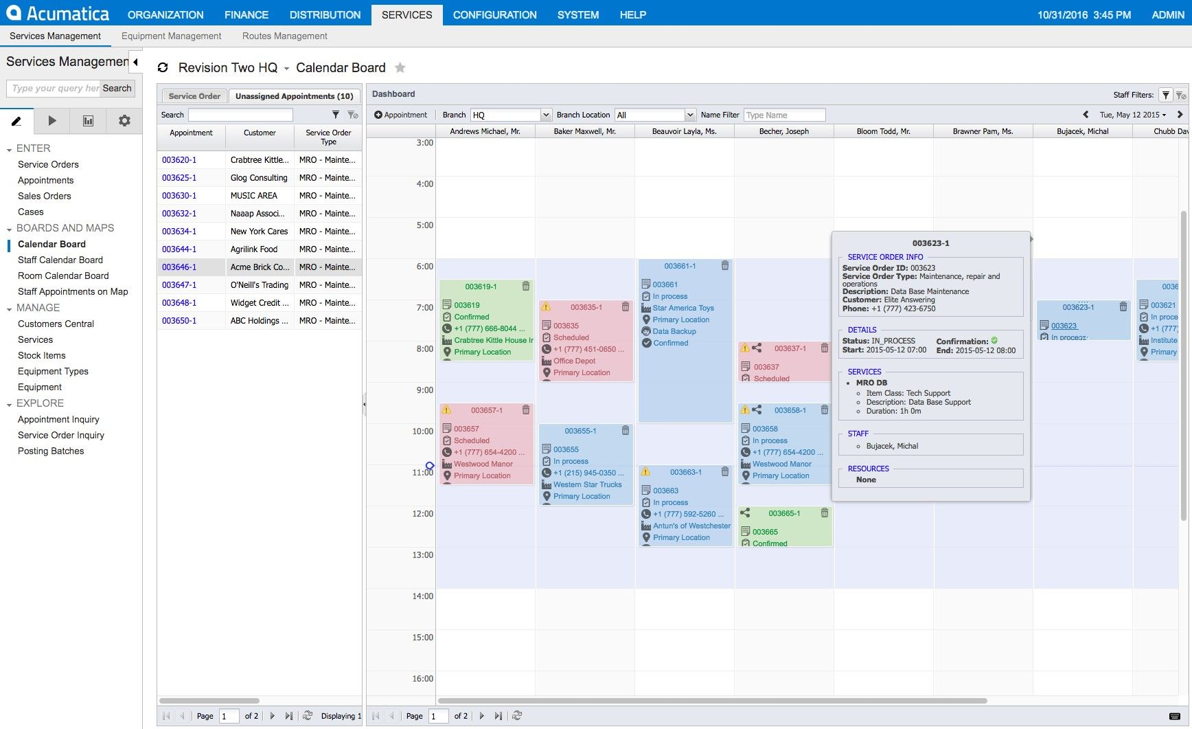Acumatica Field Services Edition Webinar