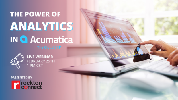 The Power of Analytics in Acumatica