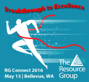 RG Connect 2016 - The Resource Group