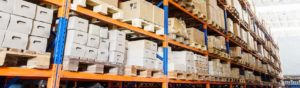 Wholesale and distribution warehouse